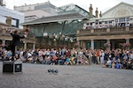 Covent Gardens busker