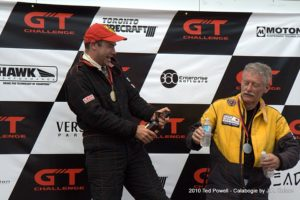 GT-6 Podium Pic by Albert Cohoe