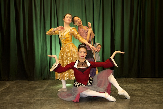Les Petits Ballets Presents The Little Princess
