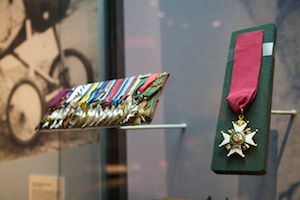Medals of Billy Bishop, Canadian WWI Ace