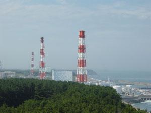 Fukushima-1 nuclear power plant