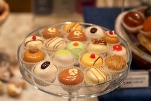 Sweets at Corné Port Royal