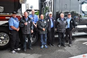 The IMSA team, 2013 Canadian Grand Prix.